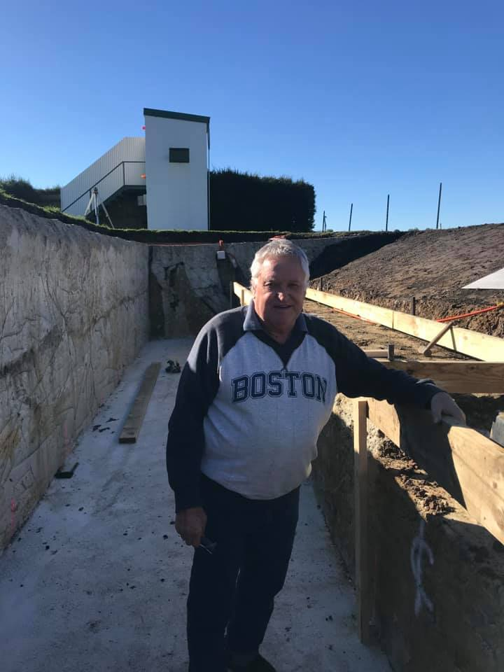 Jack Henwood is one of a few members who were present at the construction of our first 2 layouts for the 1973 World Championships 46 years ago!
